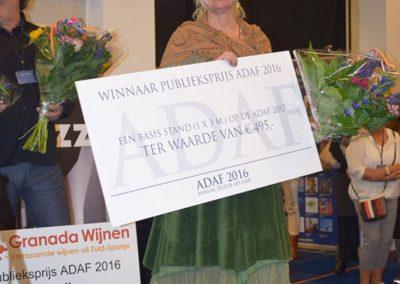 ADAF Amsterdam Publieksprijs 2016