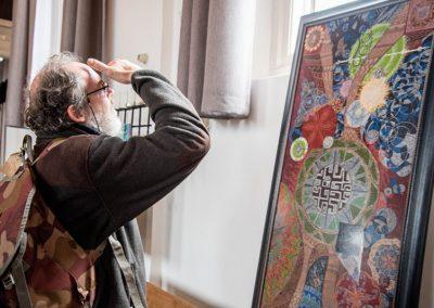 Expositie Dorpskerk Ammerstol 2018