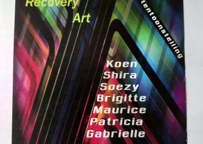 Recovery Art Rotterdam 2015